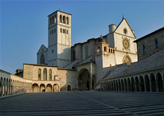 Basilica di San Francesco - Assisi